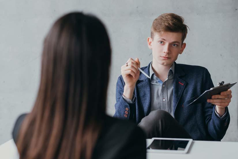 Job interview - hiring